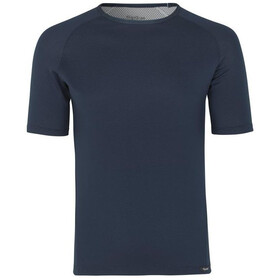 GripGrab Ride Thermal Kurzarm Baselayer navy blue